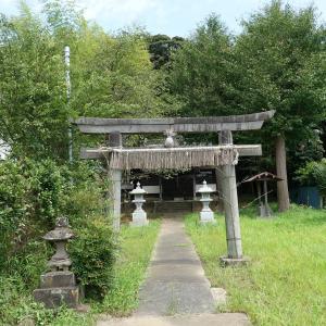 彫刻【二宮神社】茨城県北相馬郡利根町大字横須賀