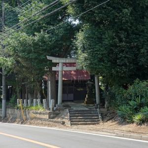 彫刻【八坂神社】厚みに圧倒される素晴らしい彫刻。千葉県柏市若白毛