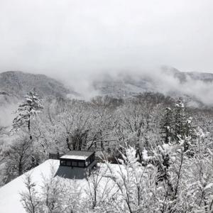 関東南岸低気圧で積雪警戒