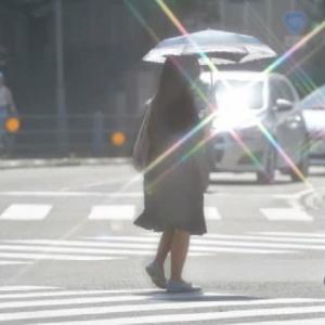 神奈川に警戒アラト熱中症注意