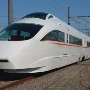 ロマンスカー新宿箱根電鉄車