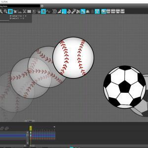 【SpriteStudio】2Dアニメーション制作ツールのSpriteStudioを使ってみる ーアニメーション編ー