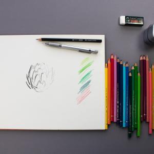 絵を描くのが辛いのはなぜ?描きやすいペースを見つけて、無理なくお絵かきしよう