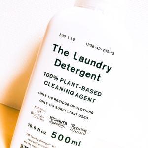 晴れた日のお洗濯に♪『THE 洗濯洗剤』【セレクト品川】