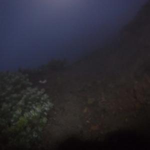いささか消化不良の後立山縦走 五竜岳