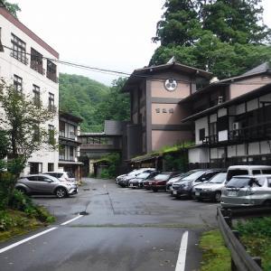 栃尾又温泉のずっと記憶に留めておきたい情景
