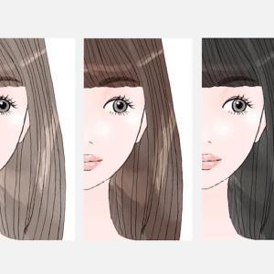 白髪染めの種類別メリット、デメリット!アルカリカラー、カラートリートメント、ヘナカラーを比較。