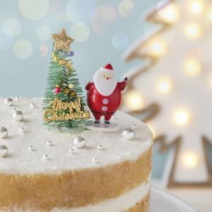クリスマスケーキの思い出