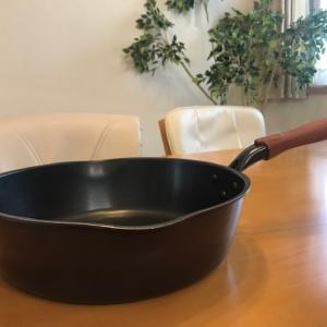 鍋は少なくても大丈夫!ゆとりある収納で料理中の動きを簡潔にしたい