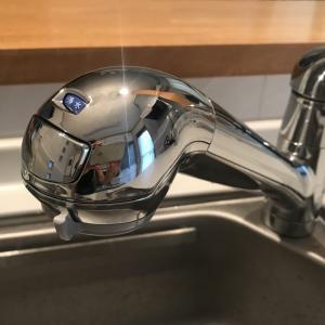 5年に一度の浄水器本体の交換!新仕様は更にシンプルで嬉しいです!