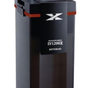 パワーボックスSV1200XとZC-200α設置しました