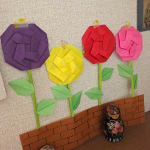 折り紙楽し!