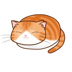 まんじゅうさくら猫 全身B(茶白)