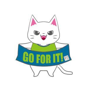 【ベルマーレカラー風】ユニフォーム応援猫