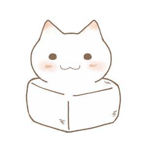 【もちねこ】お餅みたいな猫のイラスト【トッピングプラス】