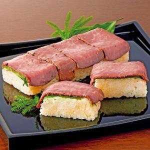☆ローストビーフの押し寿司が作りたくて