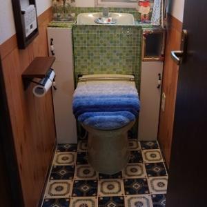 ☆トイレのDIY・完了