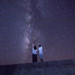 ☆満天の星空