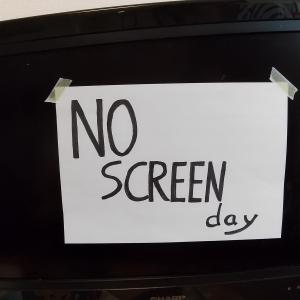 No screen day やってみた