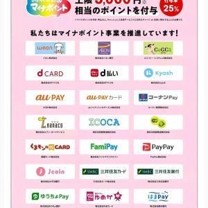 「マイナンバーカード」「マイナポイント」関連メモ (2020年7月)