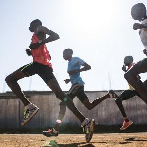何故ケニア人の走りは美しいのか