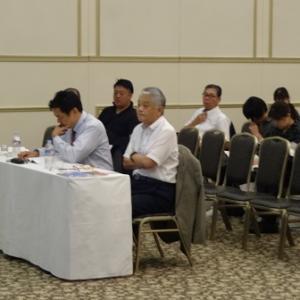 第55回 関東ブロック老人福祉施設研究総会 ~介護の仕事は3K「感謝、絆、希望」~