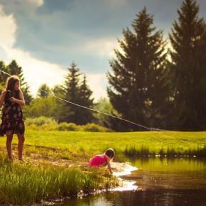 夢は釣りのように