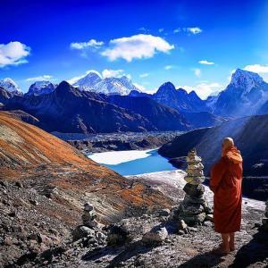 ヒマラヤ大聖者の瞑想のお話し