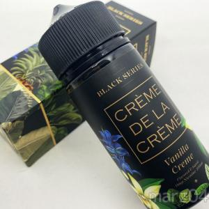 Creme De La Creme – Vanilla Creme リキッドレビュー|滑らかで濃厚なバニラクリーム