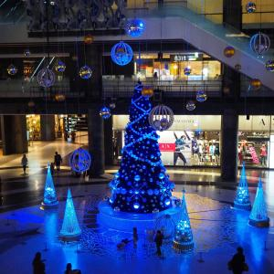 クリスマス イルミネーション in 大阪