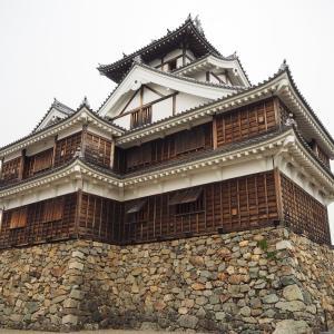 麒麟が来る 福知山城に行ってみた。