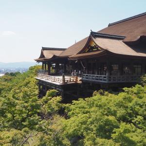 2021 新緑の清水寺
