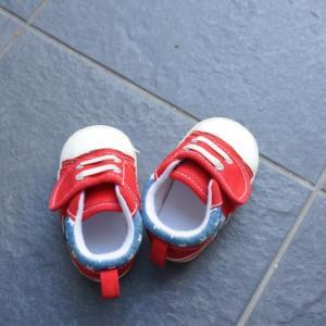 靴を揃えることを子どもに習慣づけたい、便利グッズ