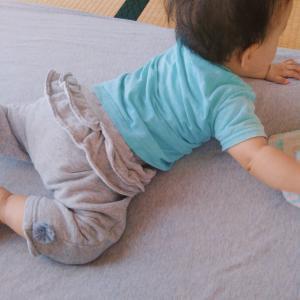 生後7ヶ月の服のサイズは?おむつのサイズアップの目安は?