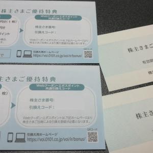 2021年 株主優待 6月 丸井G ここもそうだけど、、、株主優待処理が早くなってる!!