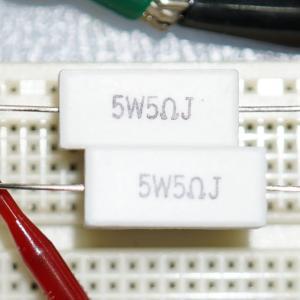 ㉕ヤフオクで落札したリチウム電池 26650の充電容量を確認しました