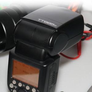 2104019 クリップオンストロボを外部電源化して、常時待受けにする
