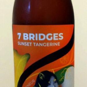 7 BRIDGES SUNSET TANGERINE