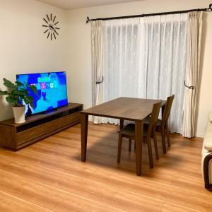 気分転換の家具移動と予習?