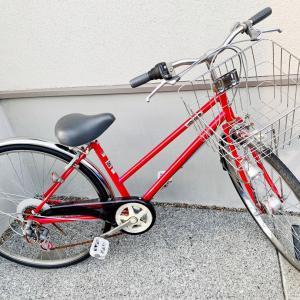 【整理】自転車の処分に困り 初めて使ってみたジモティー