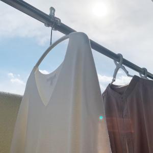 【洗濯】マワハンガーでニットを外干ししてみた結果