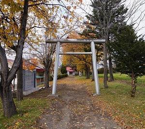 本幸神社(中富良野町)