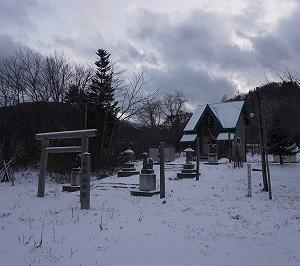 ☆万字山神社(岩見沢市栗沢町万字英町1)☆