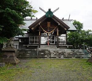 ☆豊足神社(小樽市)ょ☆