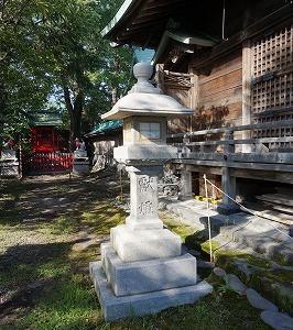 ☆稲荷神社(小樽市相生町)