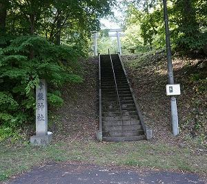 ☆常盤神社(札幌市南区)☆