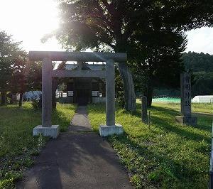 ☆有明神社(札幌市清田区)☆