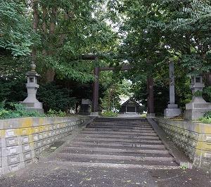 ☆羽幌神社(羽幌町)☆
