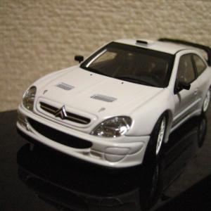 シトロエン・クサラ WRC test car