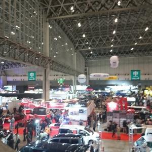 東京オートサロン2020に行ってきました。